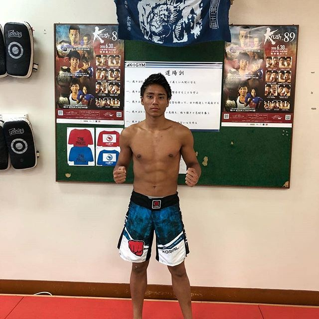 KORAL JAPANのスポンサードアスリート 軍司泰斗選手!