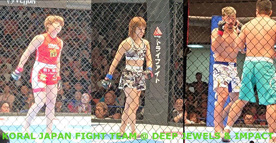 DEEP JEWELS26 & DEEP IMPACT92 結果 [MMA/総合格闘技]